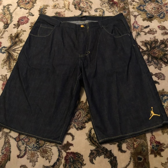 36cfd05ea20 Jordan Other - Jordan jean shorts size 40